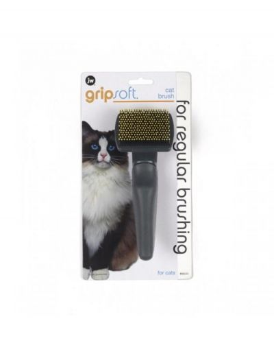 Gripsoft Pin Brush For Cats